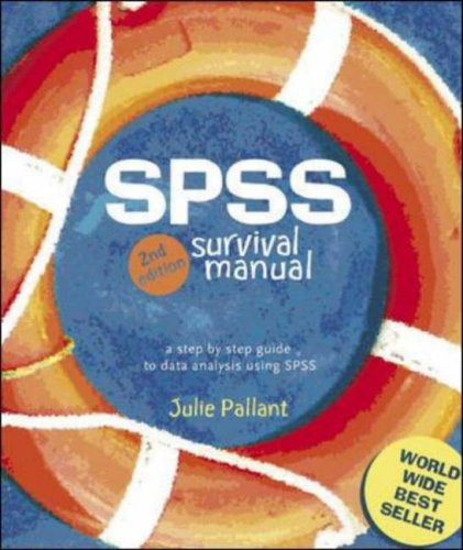 SPSS Survival Manual: Version 12 por Julie Pallant