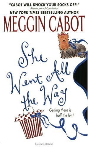 She went all the way ebook meg cabot amazon kindle store she went all the way by cabot meg fandeluxe Choice Image