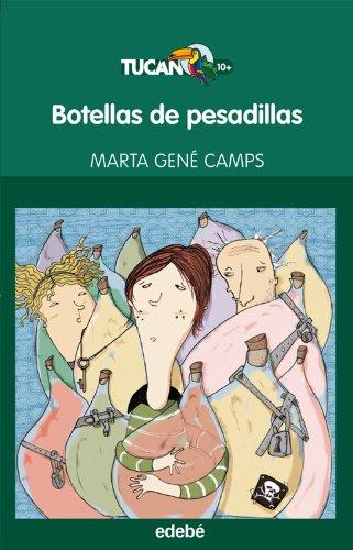 BOTELLAS DE PESADILLAS (Tucán verde)