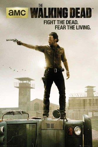 empireposter - Walking Dead, The - Season 3 - Größe (cm), ca. 61x91,5 - Poster, NEU -
