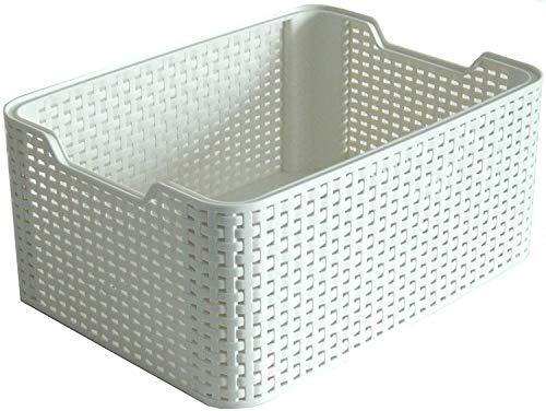 Curver Style, Caja Organizadora, Blanco