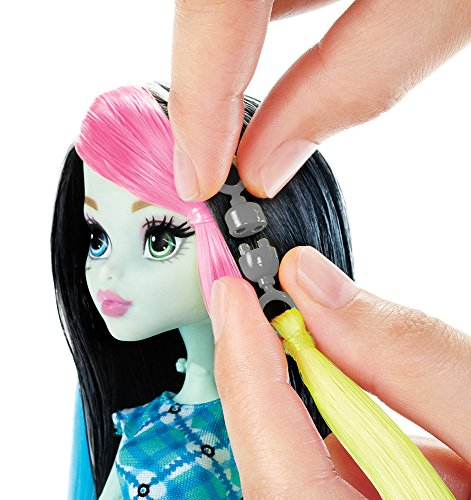Image of Monster High DNX36 Voltageous Hair Frankie Stein Doll