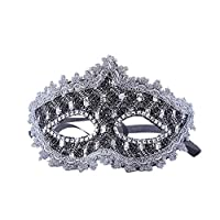Bledyi Masquerade Mask Venetian Masks PVC Mask for Halloween Party Evening Prom Ball Bachelorette Party and Costumes