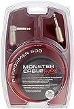 Monster Cable EMCP600-I-3A Cavo per Strumenti Musicali, 90 cm, Nero
