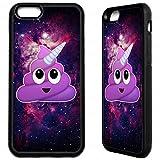 iPhone 7 Poop Emoji Einhorn gummi Handyhülle Emoticon komisch niedlich pizza Weltraum phone case