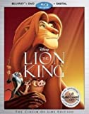 Lion King: Walt Disney Signature Collection [Edizione: Stati Uniti] [Italia] [Blu-ray]