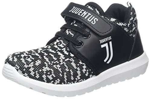 Juventus (Kids Shoes) Niños S19020/AZ Slip On Negro Size: 24 EU 1JRkWxiZ2G