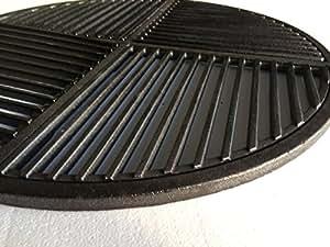 cig 57 grille en fonte en 4 parties pour barbecue de 57 cm. Black Bedroom Furniture Sets. Home Design Ideas