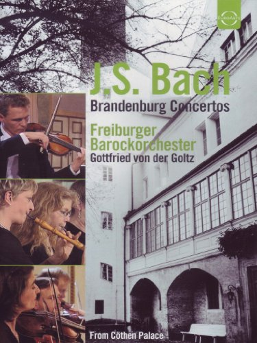 Johann Sebastian Bach - Brandenburg concertos(+booklet)
