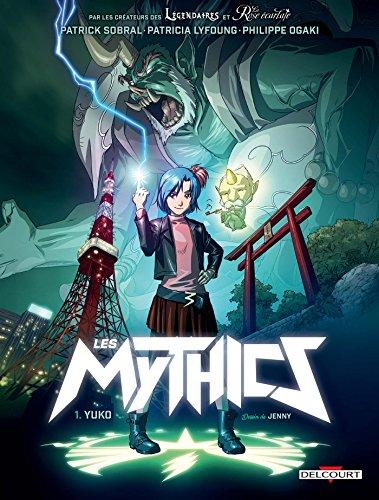 Mythics T1. Yuko