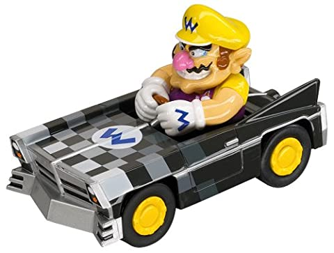 Pull and Speed - 15819302 - Radio Commande Véhicule Miniature - Wario Brute Nintendo DS