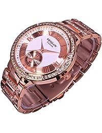 Excellanc llanc Mujer Reloj Reloj de pulsera Rose Gold Colores 154032500016ro5