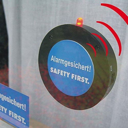 KH-Security Glasbruchalarm, weiß, 100161 - 5