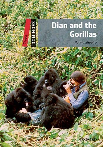 Dominoes 3. Dian and the Gorillas MP3 Pack