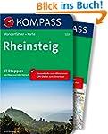 Rheinsteig: Wanderführer mit Extra-To...