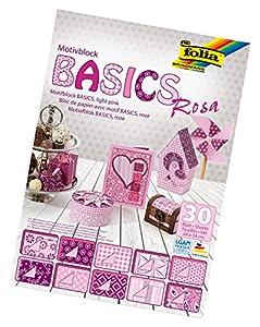 Folia Basics 30hojas - Papel Decorativo (30 Hojas)