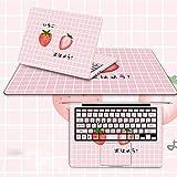bqczg Anwendbar für alle Laptops, Lenovo, Dell, ASUS, HP, MacBook, ABC Oberfläche Benutzerdefinierte PVC-Aufkleber (mi