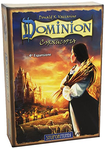 Giochi Uniti - Dominion: (Tavolo Cornucopia)