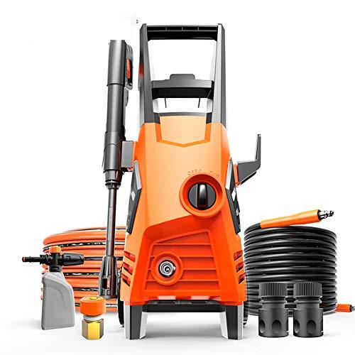Hochdruckreiniger, 1400W Vollkupfermotorpumpe Jet Washers, 10M Hochdruckschlauch for Car, Garden, Patio