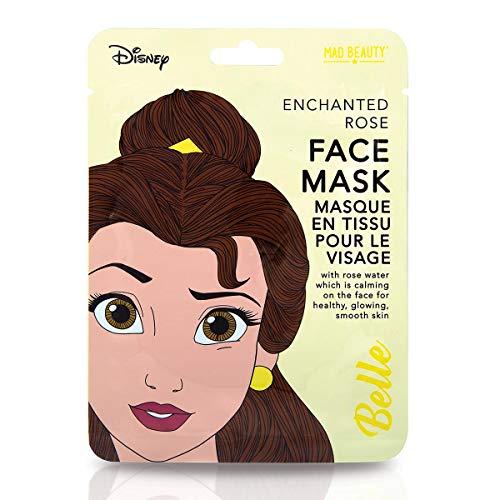 sichtsmaske Belle - die Schöne und das Biestl - feuchtigkeitsspendende & beruhigende Tuchmaske für gepflegte Haut und einen schönen Teint ()