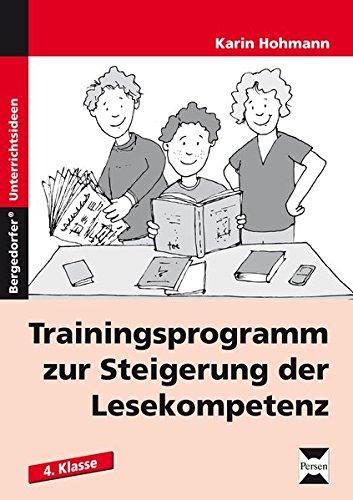 Trainingsprogramm Lesekompetenz - 4. Klasse