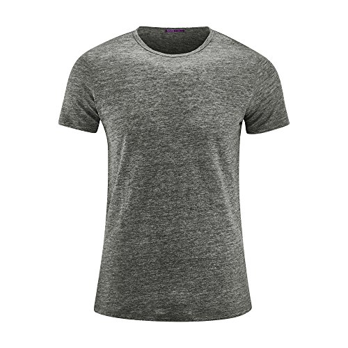 Living Crafts T-Shirt L, Black Beach