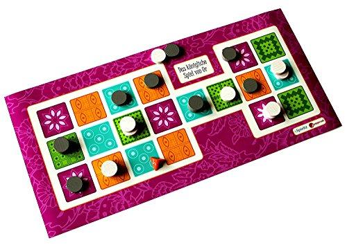 Ur-brettspiel (Spieltz 50937: Das königliche Spiel von Ur (pink/grün)/Royal Game of UR)