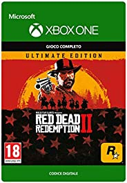 Red Dead Remption 2: Ultimate | Xbox One - Codice download