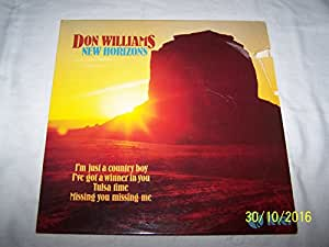 New Horizons - Don Williams LP