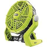 Ryobi r18F Ventilateur sans fil One Plus–Hyper Vert