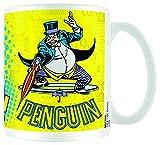 DC Comics-Batman Penguin-Tasse en céramique-Taille Walking Dead + accessoires de fixation