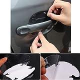 SwirlColor Poignée 8x voitures Protection Film Car Extérieur Accessoires Automobile...