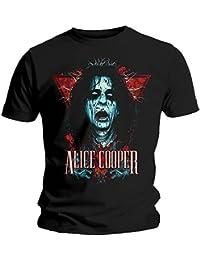 Alice Cooper Decapitated Rock offiziell Männer T-Shirt Herren