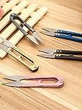 CC * CD 5teilig New Nagelknipser Nähen trimmen Schere Nipper Stickerei Thrum Garn Angeln Gewinde Cutter