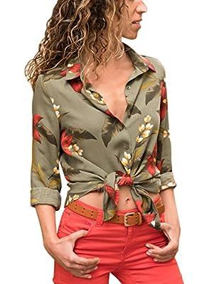 Happy - Camisa Floral