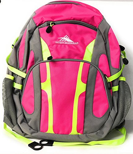 High Sierra Composite Rucksack Flamingo/Zest/Anthrazit (High Sierra-computer-rucksack)