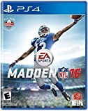 Electronic Arts Madden NFL 16 (Sony Playstation 4 PS4, 2015) Marke Neu/versiegelt