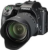 Pentax K-70 Gehäuse (24 Megapixel, 3 Zoll Display, Live-view, Full HD, Pixelshift) inkl. 18-135mm WR schwarz