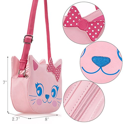 Ava & Kings , Damen Clutch Candy Cat