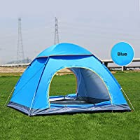 Fancyli Camping Tent Automatic Instant Pop Up Tent Easy to Set up and package Compact Portable Folding Backpacking with Carrying Bag