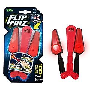 Helix YL1010A Flip Finz 2 - Lámpara de Techo, Color Rojo