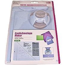 Efco1780999 -Tarjetas y sobres, color azul