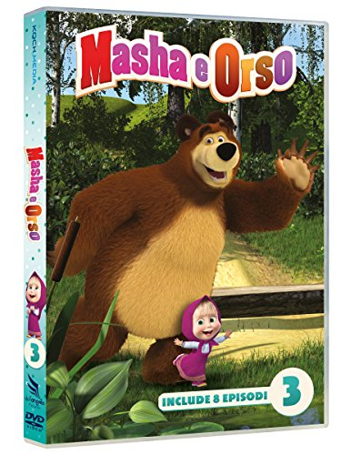 Masha e orso volume serie tv in dvd