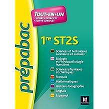 PREPABAC - Toutes les matières - 1re ST2S - Nº15