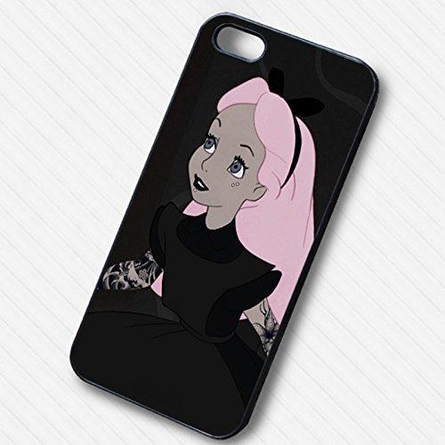 Schwarz Outfit Girl Für iPhone 7 Hülle X3I2EC ()