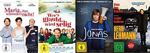 Das große Christian Ulmen Set - Vier Filme im Set - Deutsche Originalware [4 DVDs]