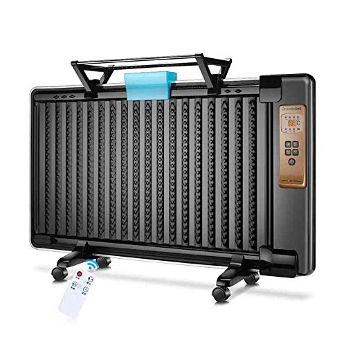 51CONKB5y0L. SS500  - Meetyou Oil Heater, Thin Plate Household Heater, Office Radiator, Silent Electric Heater, Electric Oil Heater