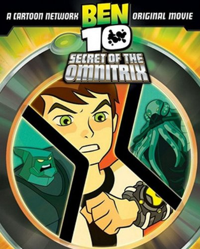 Image of Ben 10: The Secret of the Omnitrix