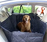ELR Impermeabile Auto Copertura Posteriore Sedile Cani Animale Domestici Amaca per Cane Domestico Coperta Telo per Protezione Sedile di Automobile Tappetino per SUV Car