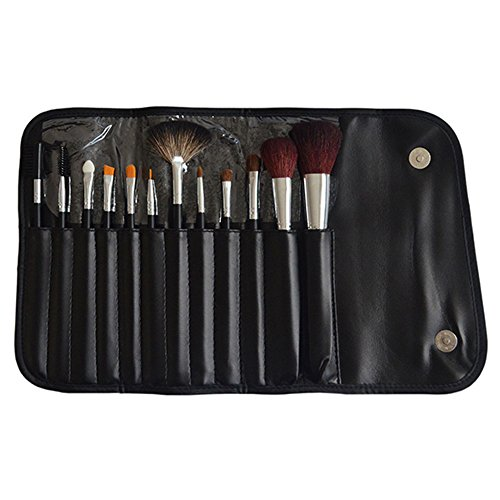 Morphe Set 600 12 Piece Sable Set